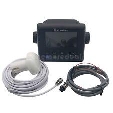 Upgrade HP528A ver of HP-33A 4.3 Inch AIS Transponder Combo Marine GPS Navigator