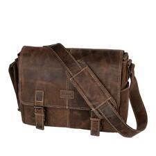 Dörr Leather Camera Case Cape Town Medium Vintage Braun - 100% Leather Real