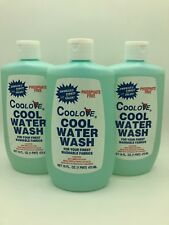 Coolove Cool Water Wash All Color Finest Washable Fabrics Stain Remover 3 Bottle
