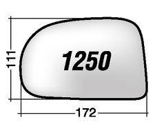 PIASTRA CON SPECCHIO SX - DX RETROVISORE - Hyundai Atos - 1250DP - 1250SP