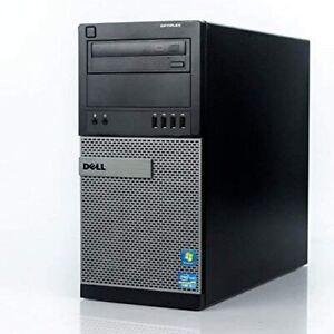 Lot Of 10 Dell Optiplex 9010 MT Intel i7-3770 3.40 GHz - 8GB RAM -  500GB HDD