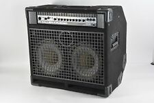 "GK Gallien-Krueger 1001RB Bi-Amp Bass Guitar Amp Built-in Cabinet 2 10"" Speakers"