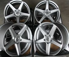 "18"" GM Spec 2 roues en alliage + pneus Fit Mercedes C E M S Class CLK CLC CLS SL SLK"