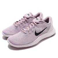 Nike Wmns Flex 2018 RN Run Plum Chalk Black Pink Women Running Shoes AA7408-500