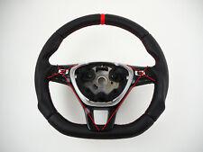 VW Golf VII 7 Arteon Polo Caddy Flat bottom INCLUDE Steering wheel Thumbs