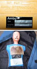 AMBU Man Simulator Wiederbelebungstrainer Puppe Reanimation Wiederbelebung Herz