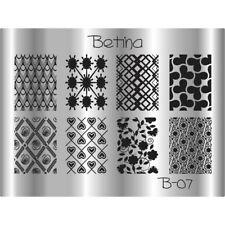 Plaque stamping BETINA B07
