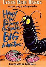 Harry the Poisonous Centipedes Big Adventure: Ano