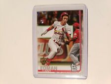 2019 Topps Update Tommy Edman 150 Years Gold Foil Logo Rookie RC Cardinals EC