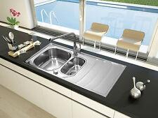 Spülbecken küche edelstahl  Spülen aus Edelstahl für Bad & Küche | eBay