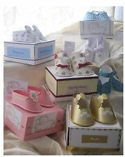 Card/Papercraff ShoeTemplates CD: Shrimp's Baby Shoes: CD425 Frandor Formats