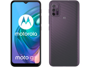 "Móvil - Motorola G10, Gris, 64 GB, 4 GB RAM, 6.5"" HD+, 48 MP,"