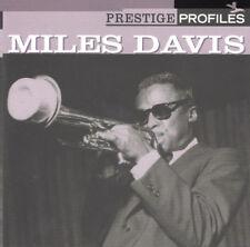 Miles Davis – Prestige Profiles CD Prestige 2005 NEW & SEALED
