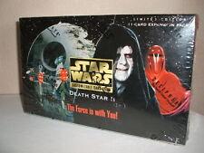 DECIPHER STAR WARS DEATH STAR 2 LTD ED  EXPANSION PACKS SEALED BOX ULTRA RARE