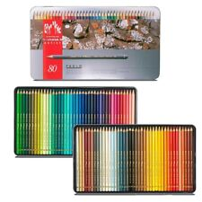 Caran D'Ache Pablo Artist Pencils Pack of 80-1 Day Despatch With TNT Next Day!