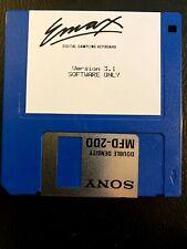 EMu Systems Emax 1 Operating System Floppy Disk Version 3.1