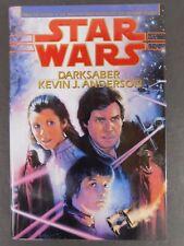 Star Wars Callista Trilogy: Darksaber Bk. 2 by Kevin J. Anderson (1995, Hardcove