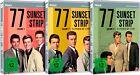 77 Sunset Strip - Gesamtedition / 49 Folgen der Kult-Serie auf 9 DVDs * Pidax