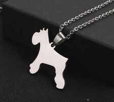 Toy Miniature Schnauzer Munich Munchener Pet Dog Charm Pendant Giant Standard