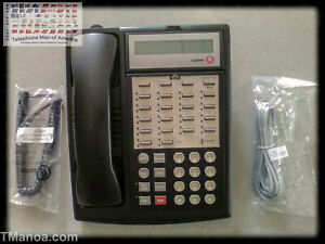Avaya Partner 18D Series 1 Black Phone 108236712 108883257 108236639 7311H13