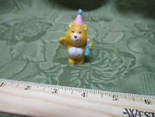 American Greetings Care Bears Birthday Bear Party Cupcake Belly PVC Cake Topper