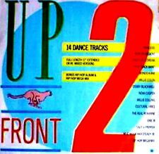 LPx2 - UP FRONT 2 - VARIOUS (BOOGIE FUNK, UK EDIT.1986) NUEVO - NEW, STOCK STORE