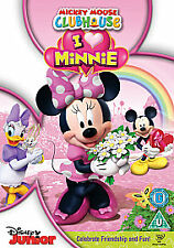 Mickey Mouse Clubhouse - I Heart Minnie (DVD, 2012, 2-Disc Set)