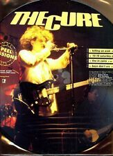 THE CURE the peel sessions PICTURE DISC 3000 COPIES EX