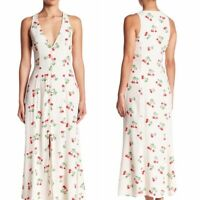 NWT Privacy Please Revolve Cherry Maxi Dress Reformation