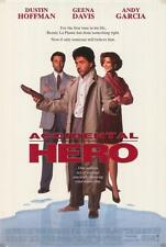 HERO Movie POSTER 27x40 B Geena Davis Dustin Hoffman Andy Garcia Joan Cusack
