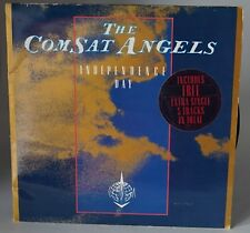 """Jive 54 Comsat Angels / Intelligence 7"""" Double Pack in excellent condition"""