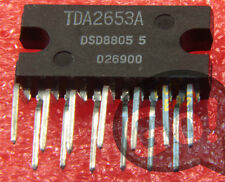 1PCS NEW TDA2653A Manu:PHILIPS Encapsulation:ZIP-13,Vertical deflection circuit