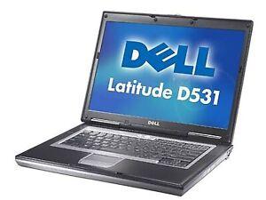 DELL LATITUDE D531 AMD TURON 64 X2, 2 GHz, 320 GB HD WIN10 PRO NICE