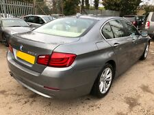 11 BMW 520D 2.0 SE MANUAL LEATHER *8 STAMPS & 160K MILES* SUSPECT INJECTOR RUNS