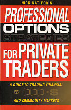 Professional Options Strategies for Private Traders - Nick Katiforis - AusSeller