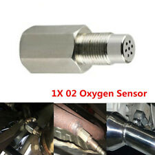 180 Degree 02 Sensor Bungs Mini Mesh Catalytic Converter M18X1.5 Adapter Kit