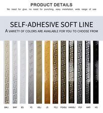 Wall Trim Self Adhesive, Peel and Stick Molding Trim, Wallpaper Border