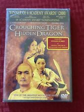 Crouching Tiger, Hidden Dragon (Dvd) Brand New *Sealed*