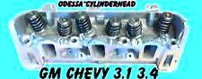 GM CHEVY BERETTA CORSICA IMPALA 3.1 3.4 CYLINDER HEAD REBUILT