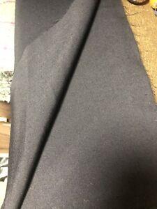 Cotton Charcoal Grey Suiting Width 150cm Per Metre (R9)