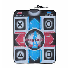 New listing Non-Slip Usb Dance Dancing Step Pad Blanket Mat Fitness For Pc Video Laptop Game