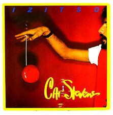 "12"" LP - Cat Stevens - Izitso - C1854 - washed & cleaned"
