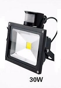 30W PIR Motion Sensor LED Floodlight