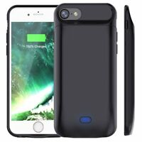 iPhone 6/6s/7/8/PLUS Battery Case Power Bank Portable Charger Cover 5000/7200mAh
