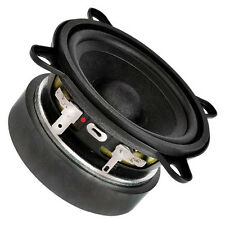 "Faital PRO 3FE25 3"" Midrange full-range Woofer Speaker 8 ohm 40W 91dB .75"" coil"