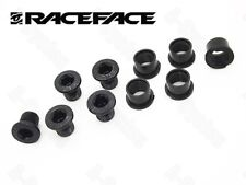RACE FACE Chainring Bolts Set for Road / MTB Chainsets, Black, M8 x 8.5mm