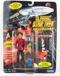 Star Trek Classic Movie Series Lieutenant Saavik Action Figure Playmates 1995