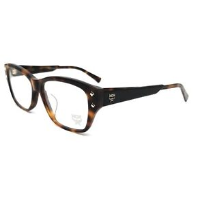 MCM Eyeglasses 2665A 214 Havana Modified Rectangle Unisex 55x16x140
