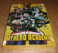 My Hero Academia 1ª Voll. Saison Collectors Edition Blu-Ray Neu (Ohne Offen )
