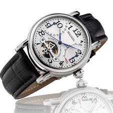 Original SeaGull M172S Automatic Analog Classic Watch Retrograde Month Date